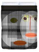Digital Design 301 Duvet Cover