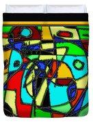 Digital Design 346 Duvet Cover