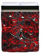 Digital Design 372 Duvet Cover