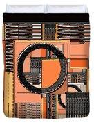 Digital Design 385 Duvet Cover