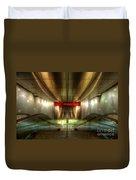 Digital Underground Duvet Cover