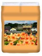 Dingle And Flower Pot Duvet Cover