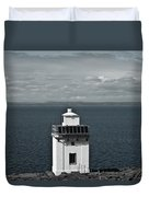 Dingle Peninsula Lighthouse Ireland Duvet Cover