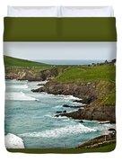 Dingle Peninsula Sea Shore 1 Duvet Cover