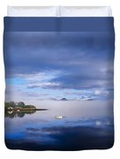 Dinish Island, Kenmare Bay, County Duvet Cover