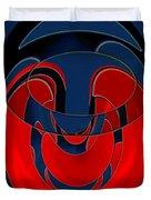 Diogenes Lantern Duvet Cover