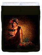 Dionysus Duvet Cover by Lourry Legarde