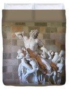 Dionysus Of Rhodes Duvet Cover
