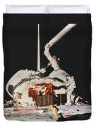 Discovery Spacewalk Duvet Cover