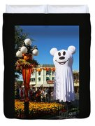 Disneyland Halloween 1 Duvet Cover