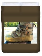 Divers Boot Duvet Cover