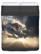 Divine Light Duvet Cover