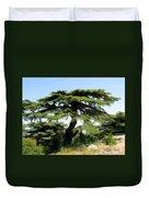 Do-00511 Cedar Forest Duvet Cover