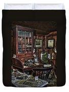 Doctor's Office Duvet Cover