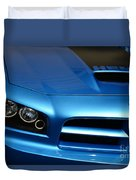Dodge Charger Srt8 Super Bee Duvet Cover
