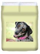 Doggone Cute Duvet Cover