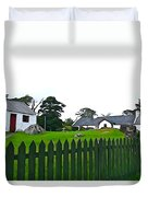 Donegal Home Duvet Cover