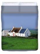Doolin, Co Clare, Ireland Renovated Duvet Cover