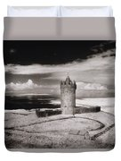 Doonagore Tower Duvet Cover