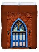 Doors To San Rafael Duvet Cover