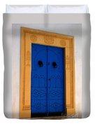 Doorway In Tunisia 2 Duvet Cover