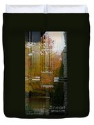 Doorway To Autumn Duvet Cover