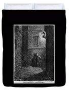 Dore: London, 1872 Duvet Cover