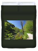 Dove Valley - Beside The River Duvet Cover