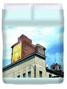 Downtown Memphis Duvet Cover