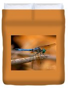 Dragon Fly Duvet Cover