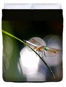 Dragonfly Dance Duvet Cover