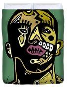 Drake Full Color Duvet Cover