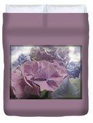 Dream Hydrangeas Duvet Cover