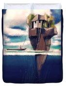 Dream Island Duvet Cover