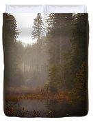 Dream Of Autumn Duvet Cover by Mike Reid