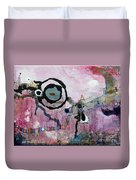 Dream Painting Duvet Cover