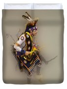 Pow Wow Dream Time Duvet Cover