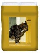 Dreaming Cat Duvet Cover