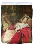 Dreams Duvet Cover by Stefani Melton Fisher