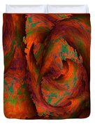 Dreamscapes Duvet Cover by Christohper Gaston