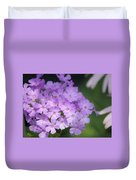 Dreamy Lavender Phlox Duvet Cover