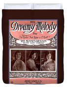 Dreamy Melody Duvet Cover
