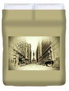Dreamy Philadelphia Duvet Cover