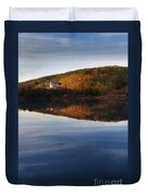Dredge No. 4  Duvet Cover