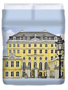 Dresden Taschenberg Palace - Celebrate Love While It Lasts Duvet Cover