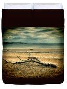 Driftwood 1 Lomo Duvet Cover