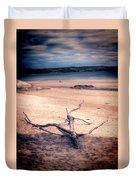 Driftwood 2 Lomo Duvet Cover