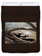 Driftwood Jungle II Duvet Cover