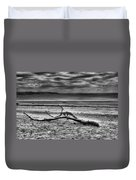 Driftwood Mono Duvet Cover