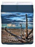 Driftwood V2 Duvet Cover